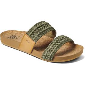 Reef Cushion Vista Thread Sandals Women, olive